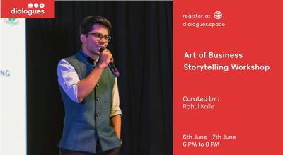 Art of Business Storytelling Workshop