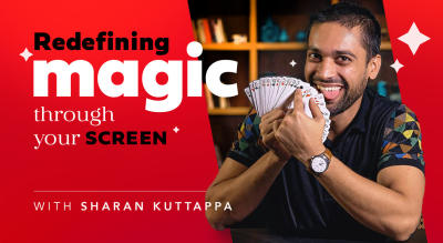 Redefining Magic through your screen