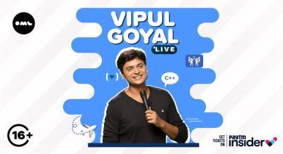 Vipul Goyal Live