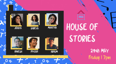House of Stories presents A Storytelling Show by Tape A Tale