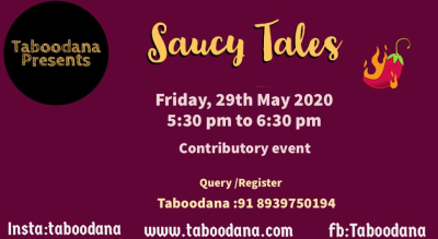 Unwind with Saucy Tales by TabooDana