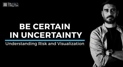 Be Certain in Uncertainty - Understanding Risk and Visualization