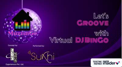 MuzzinGO - A Virtual DJ BinGO