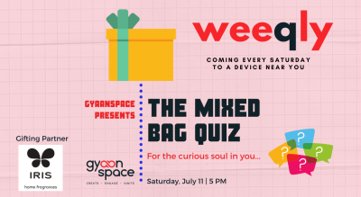 Weeqly Edition #8 The Mixed Bag Quiz