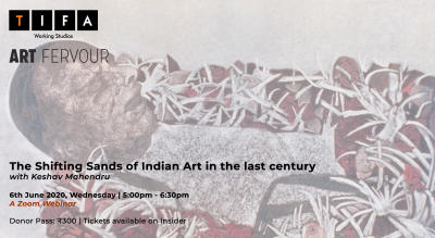 The Shifting Sands of Indian Art in the last century