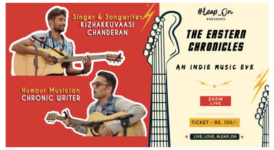 The Eastern Chronicles - An Indie Music Eve