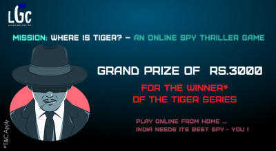 Mission: Where is Tiger? – An online spy thriller game