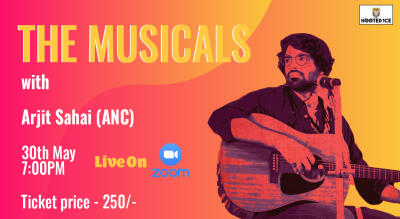 The Musicals with Arjit Sahai (ANC)
