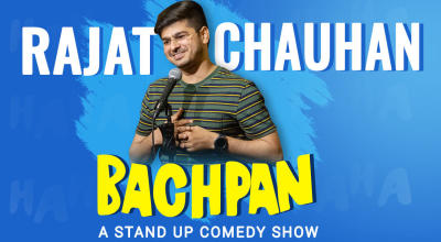 Bachpan - Stand Up Comedy by Rajat Chauhan