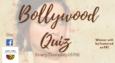 Bollywood Quiz, Powered by Couple Sabha