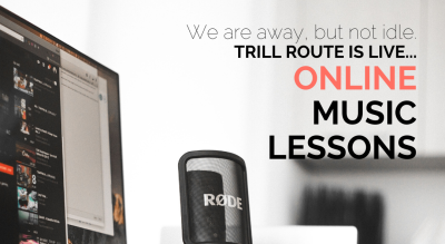 Learn music online at Trill Route Music Academy