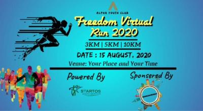 Freedom Virtual Run 2020