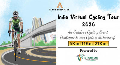 India Virtual Cycling Tour 2020
