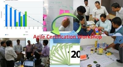 PMI ACP Agile Certification Online Training (3 Days)