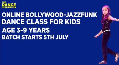 Regular Online Dance Class for Kids