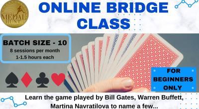 Online Bridge Classes (AMHC)