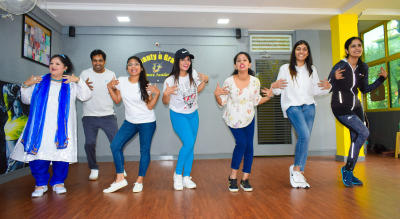 Online  Bollywood/Freestyle Regular Dance Class by Pooja Chaudhary