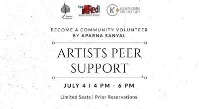 Artists Peer Support