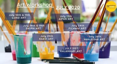 Art Workshop July 2020