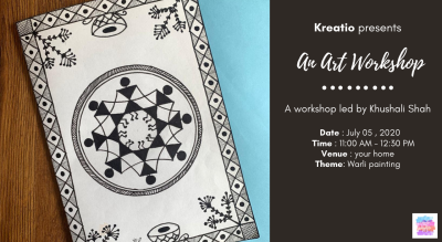 Art Workshop-Warli Painting