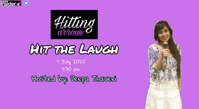 Hittingarrows: Hit the Laugh