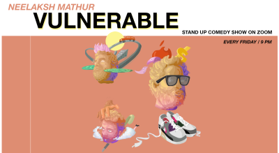 Vulnerable | A Standup Comedy Show on Zoom