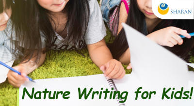 Nature Writing for Kids!