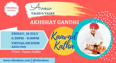TabooDana's Avow featuring Akhshay Gandhi