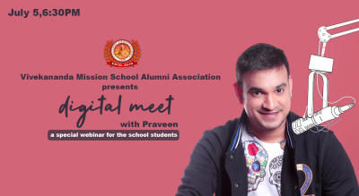 Digital Meet with Praveen