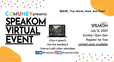 Speakom Virtual Event