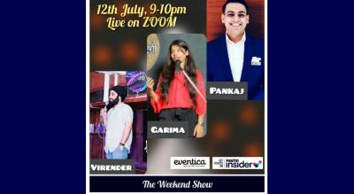 THE WEEKEND SHOW