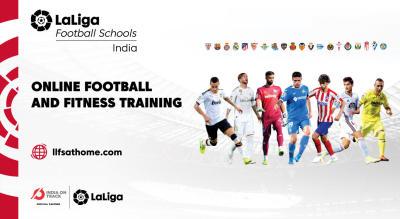 LaLiga Football Training at Home