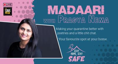 Madaari with Pragya Nema