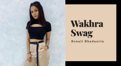 Choreography Masterclass with Sonali Bhadauria - Wakhra Swag