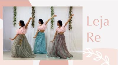 LEJA RE | Bollywood Dance Workshop | One Stop Dance