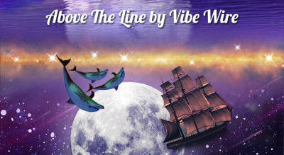 Above the line by Vibe Wire Vol 1 (Exclusive radio podcast album)