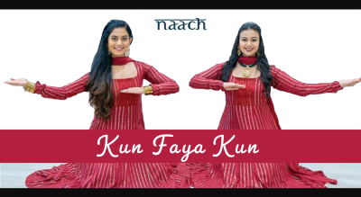 Team Naach : Kun Faya Kun (FRIDAY EVENING)
