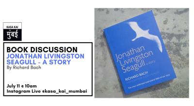 Book Discussion on Jonathan Living Seagull At Google Meet