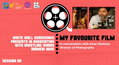My Favourite Film | White Wall Screenings x Whistling Woods Andheri Base