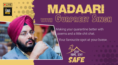 Madaari with Gurpreet Singh