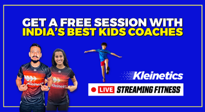 KLEINETICS KIDS' FITNESS AT HOME [FREE TRIAL]