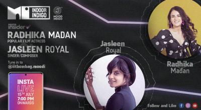 Mood Indigo, IIT-Bombay   Jasleen Royal and Radhika Madan LIVE - FREE