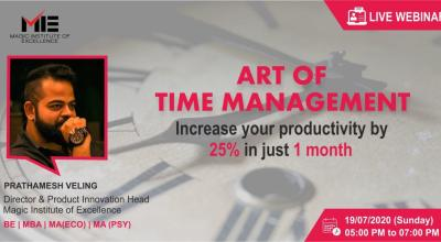 Art of Time Management