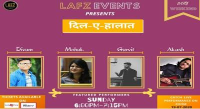 Featured Show I Poetry I Lafz Entertainments