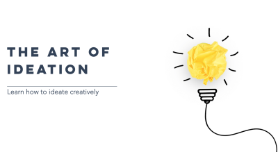 The art of ideation
