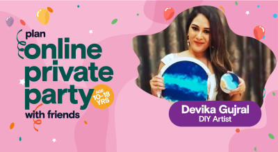 Private Party Celebrations with Devika Gujral - DIY Activities