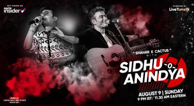 """SHAHAR   E   CACTUS  with  SIDHU  &  ANINDYA"""