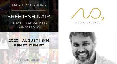 Sreejesh Nair Teaches Advanced Audio Mixing