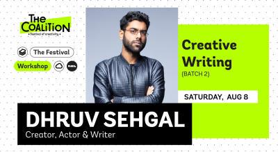 TC Workshop: Creative Writing (Batch 2)