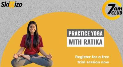 Skillizo 7AM Yoga  Daily Sessions